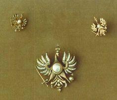 Jewelry set Nettie Rosenstein 1955-65