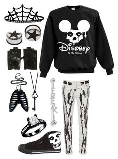 """What's With All The Spiders? Catching Things & Eating Their Insides"" by priceless-and-dashing-fo-rev-er ❤ liked on Polyvore"