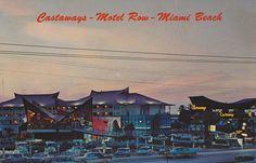 The Castaways on Motel Row - Miami Beach