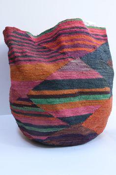Shigra bag purse from Ecuador  Geometric by TravelersandTraders