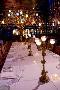 Quer fazer uma coisa diferente e chique em Nova York? Reserve um jantar no Russian Tea Room.