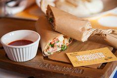 Овощная шаурма - пошаговый рецепт с фото: Не менее вкусная, чем с курицей! - Леди Mail.Ru