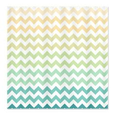 Beachy Chevron Stripes Shower Curtain by KrystalNicole - CafePress Yellow Shower Curtains, Striped Shower Curtains, Custom Shower Curtains, Fabric Shower Curtains, Pirate Bathroom, Hall Bathroom, Bathroom Ideas, Bathrooms, Green Chevron