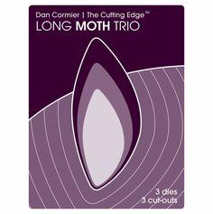 Image of Long Moth Trio Die Set