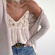 Cute Outfits To Wear This Spring - - 51 Ultimate Outfits From Hilde Osland That Always Looks Fantastic Mode Outfits, Casual Outfits, Fashion Outfits, Womens Fashion, Casual Jeans, Classy Outfits, Denim Jeans, Looks Street Style, Looks Style