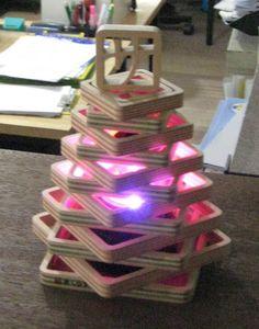 Christmas tree [サ:佐久間木材]