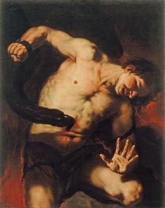Prometheus-Luca Giordano 1666