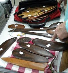 handmade clay tools