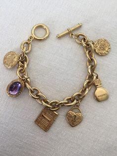 Vanderbilt Charm Bracelet