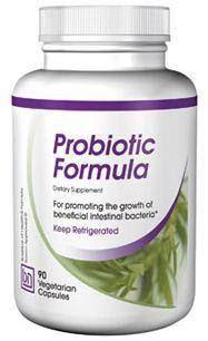 Baseline Nutritionals Probiotic Formula
