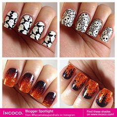 Ghost nails!!!