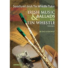 I love the haunting sound of the Tin Whistle~~