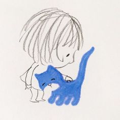 Jane Massey's artwork is so sweet. Easy Doodles Drawings, Cute Drawings, Children's Book Illustration, Whimsical Art, Cat Art, Watercolor Art, Illustrators, Banner, Sketches