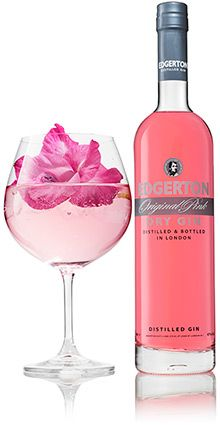 Gin of the World#Pink Gin#