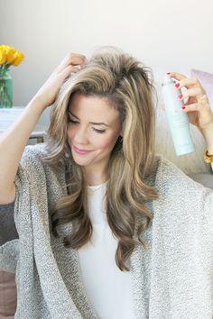 My Everyday Volumizing Hair Care Routine II Dry Bar Triple Sec