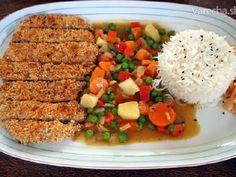 sk - recepty a videá o varení Tempura, Quinoa, Lamb, Sushi, Grains, Rice, Food, Meals, Baby Lamb