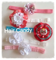 Lovely new designs for January. Visit our facebook page http://wwwfacebook.com/thehaircandyshop