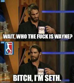 Seth Rollins l WWE