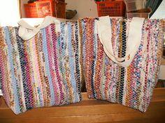 fiberdance: Rag bags