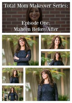 Stunning before and after mommy makeover transformation of Maheen Burgos in the season premiere of Total Mom Makeover. Maheen suffers from an auto-immune disease that caused her to lose all of her hair and eyebrows. Wow!