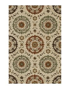 """Spotted this Loloi """"Fairfield""""  5 FT X 7 FT 6 IN Rug on Rue La La."""