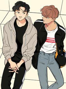 Kpop Drawings, Estilo Anime, Kpop Fanart, Boy Art, Art Sketchbook, Character Illustration, Aesthetic Art, Nct Dream, Webtoon