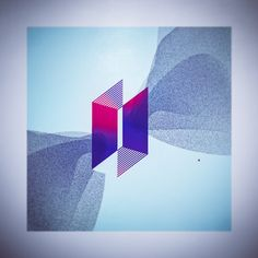Graphic design artwork shape
