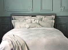 Bed Linens #visible design by #YvesDelorme