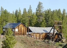 Matchless mine and Baby Doe Tabor cabin, Colorado Colorado Mountains, Rocky Mountains, Baby Doe Tabor, Cloud City, Twin Lakes, Colorado Homes, Beautiful Park, Old West, Places Ive Been
