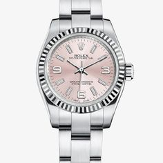 Rolex - Collection Femmes - Lady Oyster Perpetual - Appliques-or - 176234 environ 5000 EUR