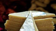 Kaju katli recipe, How to make kaju katli | Kaju barfi