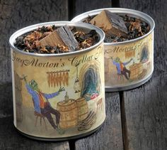 Frog Morton's Cellar pipe tobacco.  Great stuff.