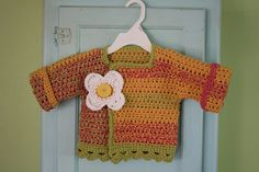 Ravelry: reddoormeg's Bea's Baby It's Cold Outiside Sweater