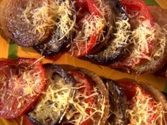 Get Tomato and Eggplant Tian Recipe from Food Network