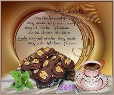 Išelské dortíčky 2016 Rum, Biscuits, Place Cards, Place Card Holders, Cupcakes, Blog, Facebook, Crack Crackers, Cookies