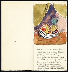 Citation: Walt Kuhn to Eloise Spaeth, between 1937 and 1949 . Eloise and Otto Spaeth papers, Archives of American Art, Smithsonian Institution.