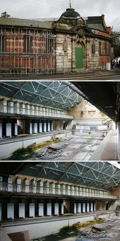 Beautiful Bathrooms Birmingham britain's 10 most beautiful abandoned swimming pools | most