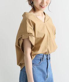 シャツ・ブラウス Clothes 2019, Tuxedo Dress, Nursing Clothes, Shirt Blouses, Shirts, Japan Fashion, I Dress, Blouses For Women, Ready To Wear