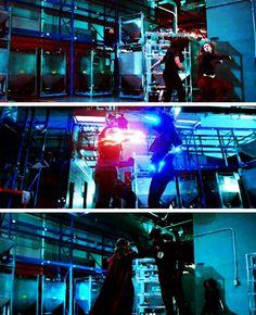 4 Nights Crossover Event Trailer! #Arrow #TheFlash #Supergirl #LegendsofTomorrow -- Supergirl: Heroes v Aliens: The Dominators #2x09