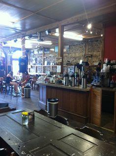 Fuel Coffeeshop | Llano, Texas
