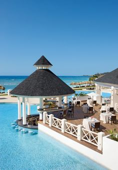 Secrets St. James Montego Bay. Can't wait to be here in July!!!