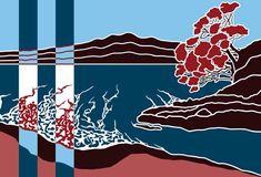 Check out Rangitoto by Brad Novak at New Zealand Fine Prints Print, Original Paintings, Fine Art Paper, Canvas Prints, Canvas Frame, Prints For Sale, Art, Large Art Prints, Colorful Prints