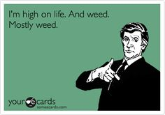 mostly weed