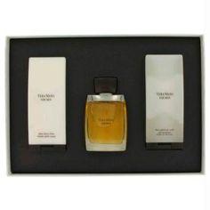 Vera Wang Gift Set -- 1.7 oz Eau De Toilette Spray + 3.4 oz Hair & Body Wash + 3.4 oz After Shave Balm -- On Sale for $34.18