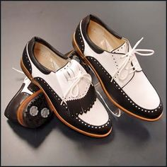 Now if I can justify spending 495.00 on a pair of golf shoes, these would be the ones by WALTER GENUIN