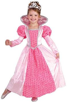 Forum Novelties Princess Rose Child Costume Large * To view further for this item, visit the image link.