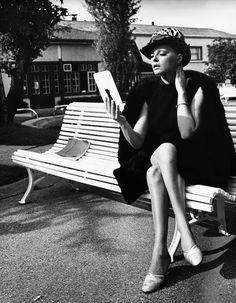 Italian actress Virna Lisi in the 60s