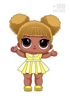 Easy Drawings Sketches, Kawaii Drawings, Royal Icing Templates, Lol Doll Cake, Free Printable Birthday Cards, Doll Drawing, Roblox Pictures, Lion Wallpaper, Baby Cartoon
