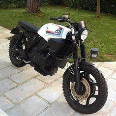 #bmw #k75 #k100 #K1100 #caferacer #scrambler #tracker #bobber #japstyle #bratstyle #custom #roadster #motorrad #motorcycle #motobike #bike #bmwmotorrad #bmwcaferacer #bmwcustom #lifestyle #leather #vintage #oldschool #style #engine #triumph #motoguzzi