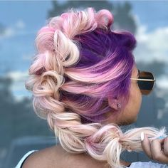 """14.2k Likes, 90 Comments - Pulp Riot Hair Color (@pulpriothair) on Instagram: """"@kelsforbeauty is the artist... Pulp Riot is the paint."""""""